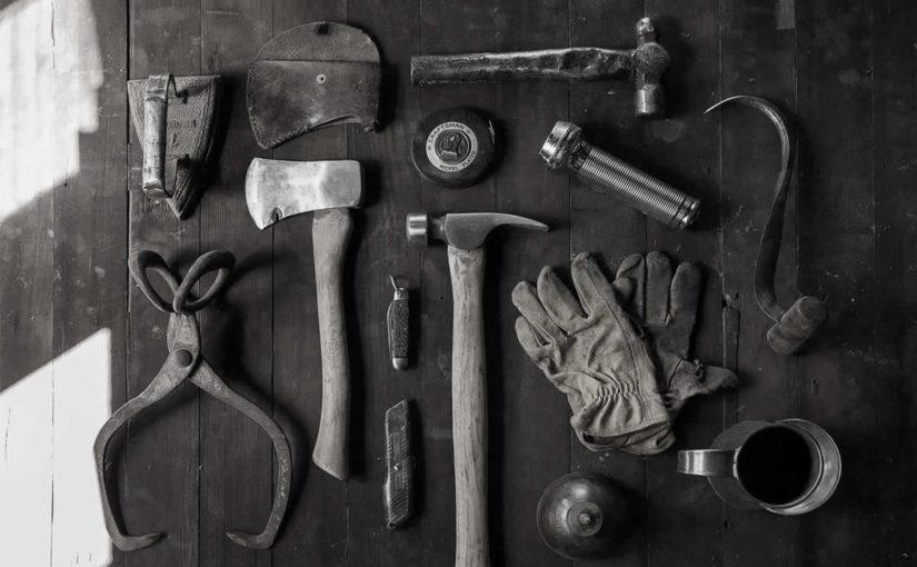 The Vintage Tool Emporium, Partick Glasgow